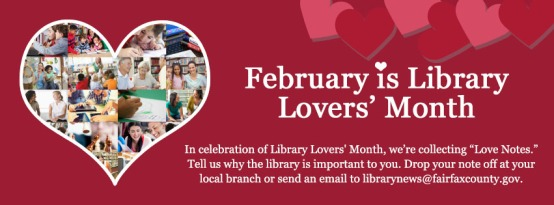 library-lovers-month