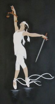 lady justice dancer