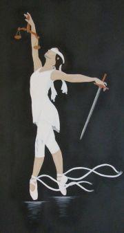 lady justice dancer
