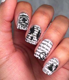book fingernails