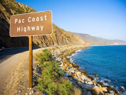 pac coast highway
