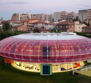 Mediatheque Sandro Penna – Perugia, Italy