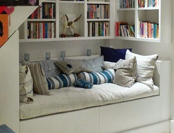 10 for tuesday 10 easy cozy book nook ideas for your home k l