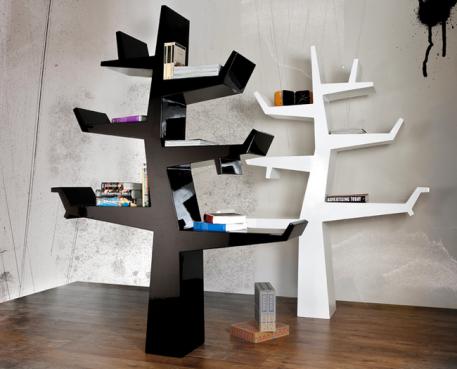 bookshelf tree 5