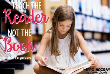 teach the reader not the book
