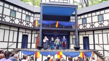 shakespeare globe ren fest