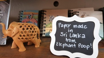 elephant poop books