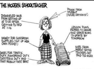 modern teacher