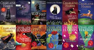 sookie stackhouse book series