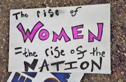 women rise