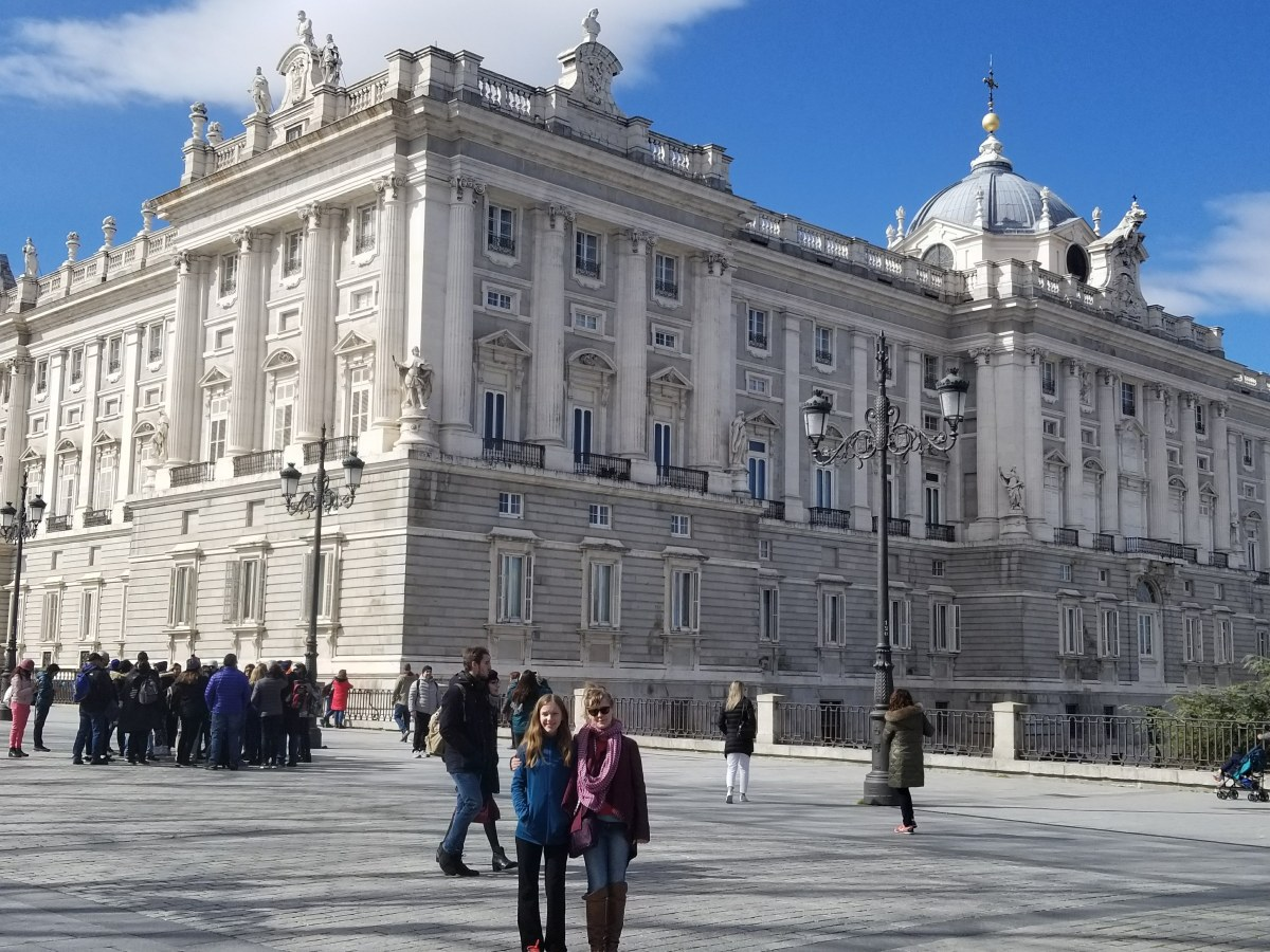 Basements, Danger and Other Things I Learned in Madrid