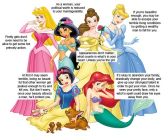 disney sterotypes