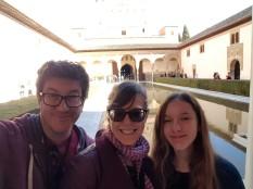 NKE alhambra reflecting pool