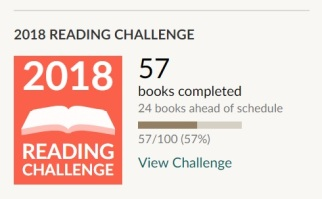 April reading challenge status
