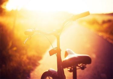 summer nostalgia bike