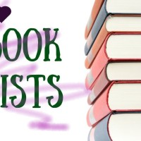 I Like Lists (Especially Book Related Lists)...Does That Make Me Weird?