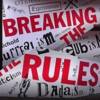 Let's be Rebels! Breaking the Rules...of Writing