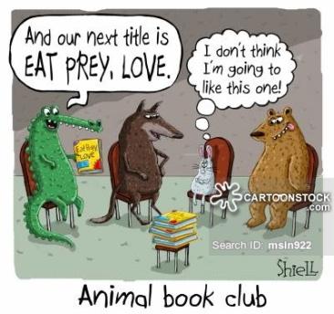 Animal Book Club