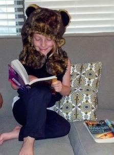E reading age 6