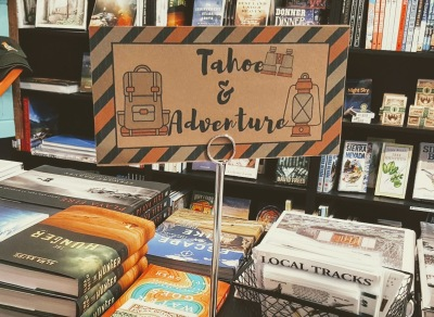 tahoe and adventure truckee book sign
