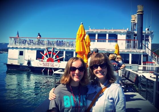 tahoe gal steam boat