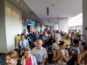 Line to see Sotomayor