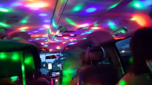 Bethany disco uber
