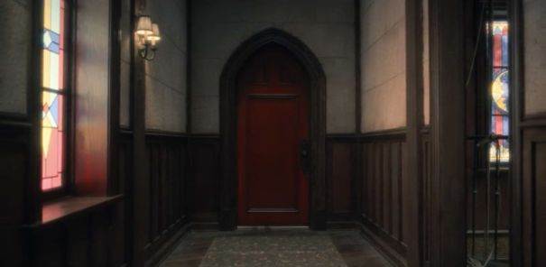 hill house red door