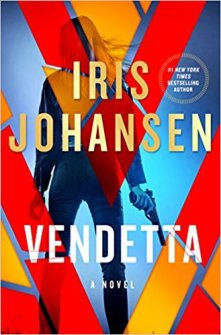 Iris Johansen spy vendetta