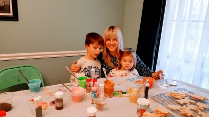 Nat and Kids cookie party 2018