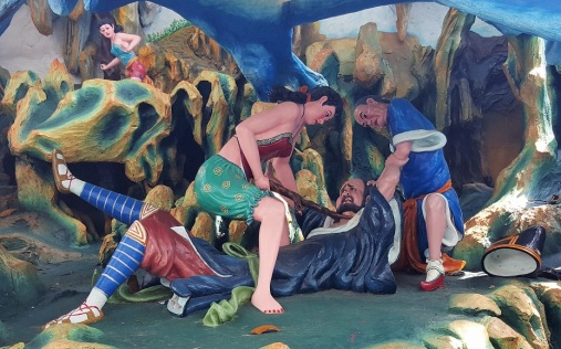 Haw Par Villa fight scene.jpg