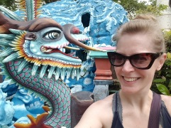 K and dragon 2 Haw Par Villa