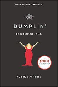 dumplin book cover