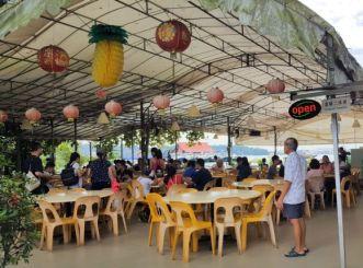 eatery on island